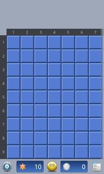 Minesweeper game apk screenshot