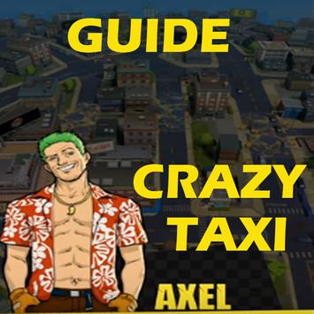 GUIDE CRAZY TAXI poster