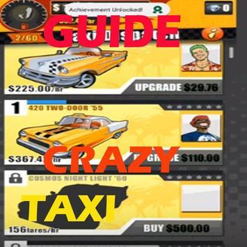 GUIDE CRAZY TAXI apk screenshot
