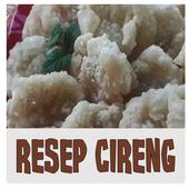 Aneka Resep Cireng icon