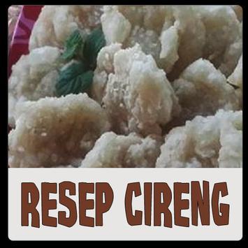 Aneka Resep Cireng poster