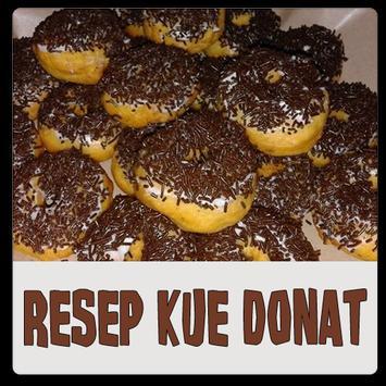Resep Kue Donat Pilihan poster