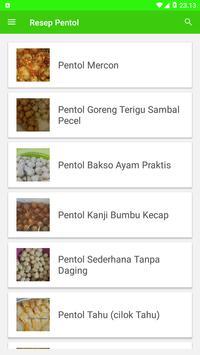 Resep Pentol screenshot 1