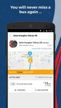 Transit For Johor screenshot 3