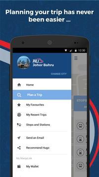 Transit For Johor screenshot 4