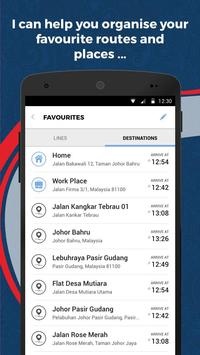 Transit For Johor screenshot 5