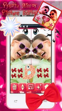 Pretty Mirror Picture Editor poster