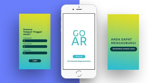 Go-AR poster