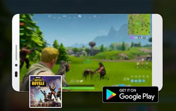 Guide Fortnite Battle Royale New Complete poster