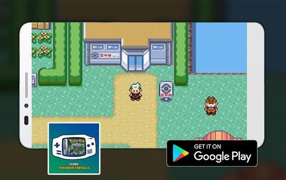 Guide Pokemon Emerald (GBA) New Complete screenshot 1
