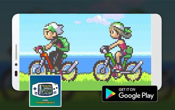 Guide Pokemon Emerald (GBA) New Complete screenshot 2