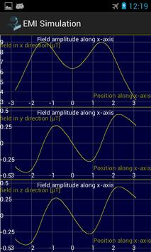 EMI Field Simulation (Beta) apk screenshot