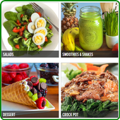 All Recipes  Foods Enjoy icon
