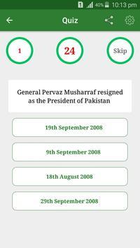 Pak Studies Affairs MCQs screenshot 2