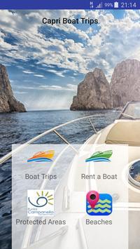 Capri Boat Trips poster