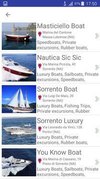 Capri Boat Trips apk screenshot