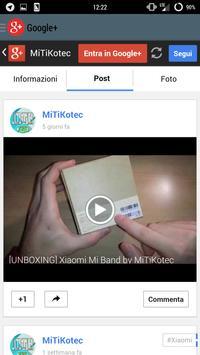 MiTiKotec Blog apk screenshot