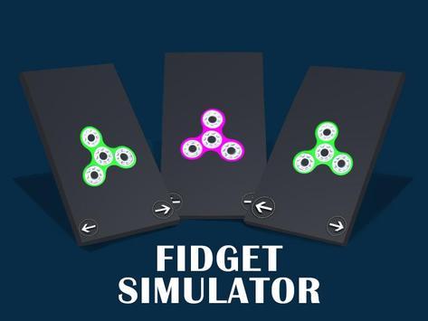 Fidget Spinner Pro App screenshot 2