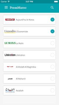 Presse Maroc : Actualités live screenshot 4