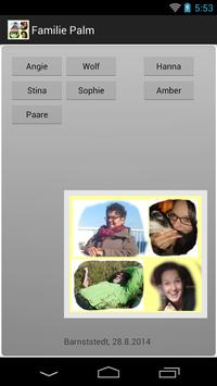 Familie Palm poster