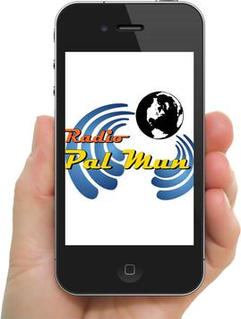 RADIO PAL MUN poster