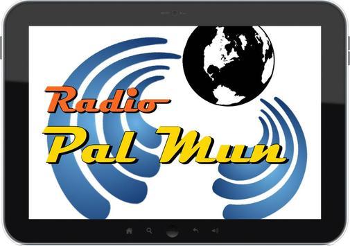 RADIO PAL MUN apk screenshot