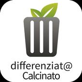 differenziata Calcinato icon