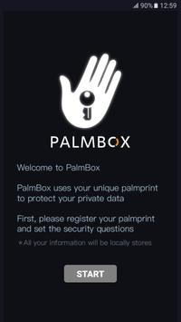 PalmBox poster