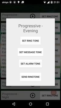 Progressive House Ringtones apk screenshot