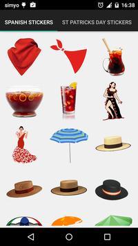 Spanish Life photo stickers screenshot 3