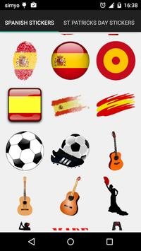 Spanish Life photo stickers screenshot 1