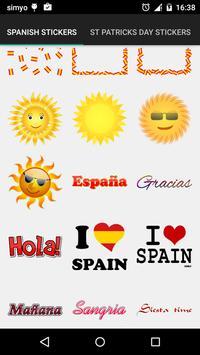 Spanish Life photo stickers screenshot 4