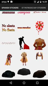 Spanish Life photo stickers apk screenshot