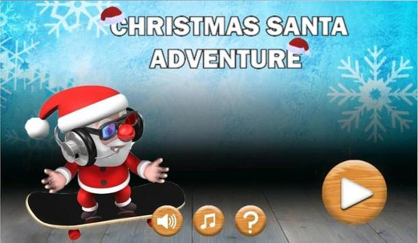 Christmas Santa Adventure 2017 apk screenshot