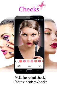 Best Makeup - Makeover Editor screenshot 16