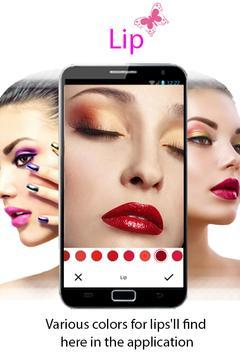 Best Makeup - Makeover Editor screenshot 18