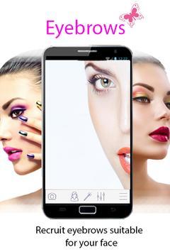 Best Makeup - Makeover Editor screenshot 3