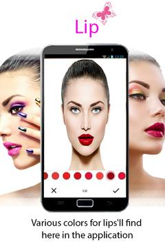 Best Makeup - Makeover Editor screenshot 7