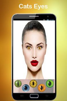 Eye color Lens Beauty screenshot 4