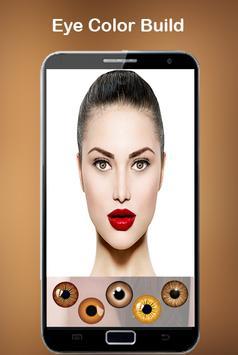 Eye color Lens Beauty screenshot 11