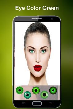 Eye color Lens Beauty screenshot 1