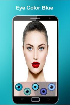 Eye color Lens Beauty apk screenshot