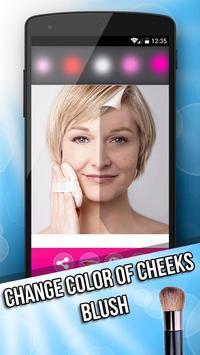 Face Makeup Editor screenshot 15