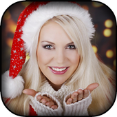 Face Makeup - Christmas icon