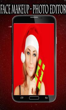 Face Makeup - Christmas screenshot 12