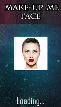 Make-Up Me Face poster