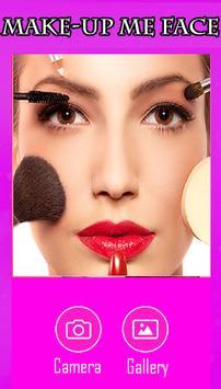 Make-Up Me Face screenshot 1