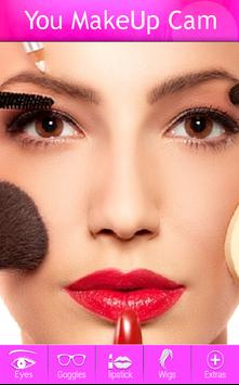 YouCam MakeUp Photo poster