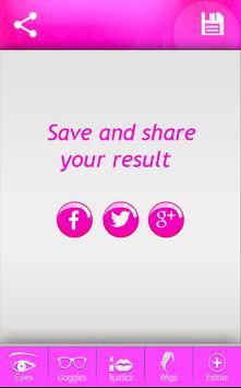 YouCam MakeUp Photo screenshot 7