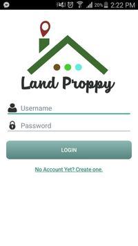 Land Proppy poster